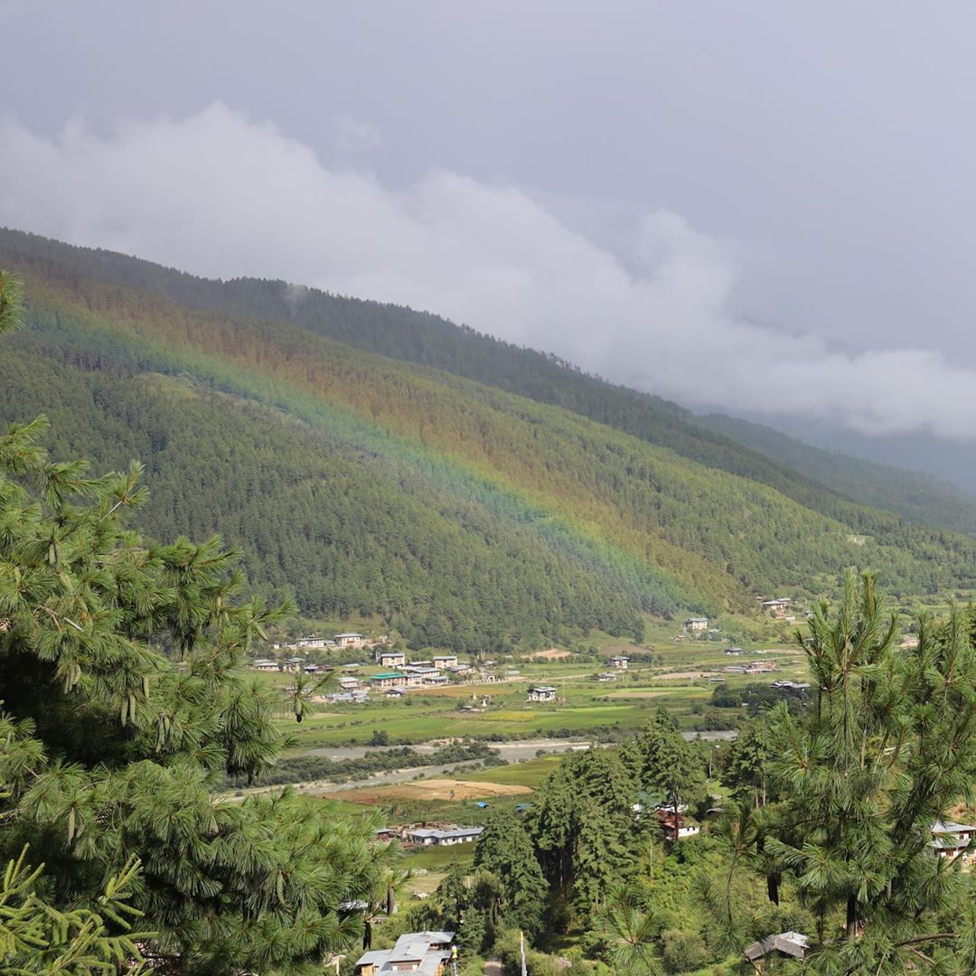 Les vallées de Bumthang