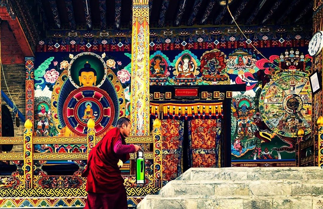 Le Tourisme au Bhoutan